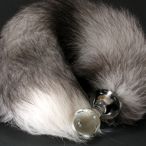 Crystal Minx Tail Plug