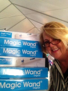 Vibratex Magic Wand at ANME