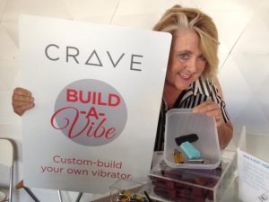 Crave Build a Vibe at ANME